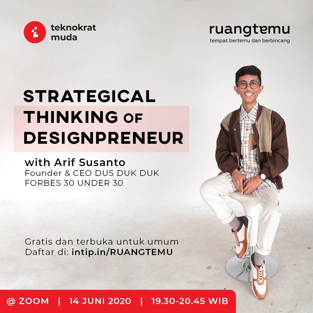 Strategical Thinking of Designpreneur