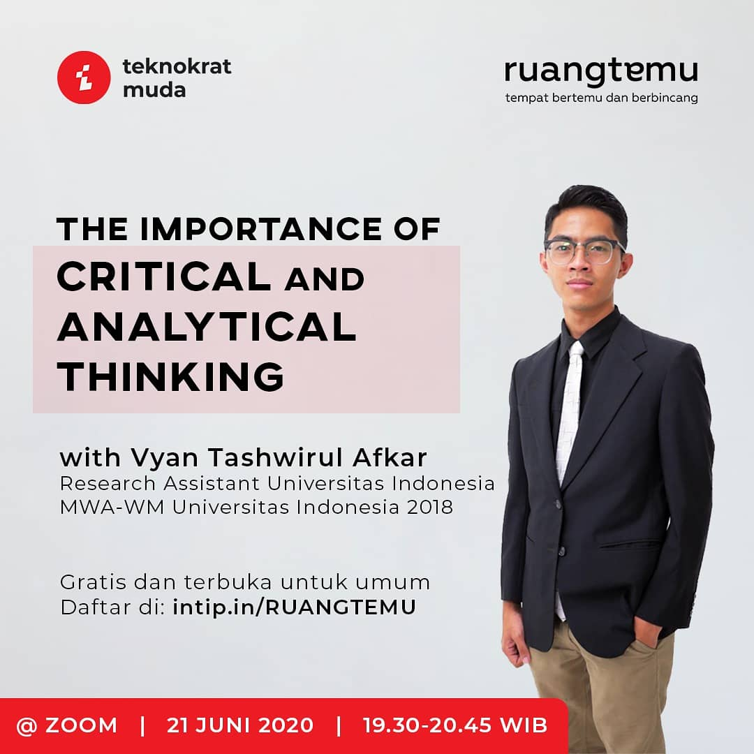 The Importance Critical and Analytical Thinking
